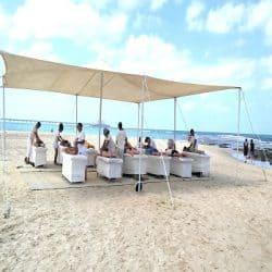 אירוע בחוף