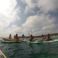 יום כיף בים