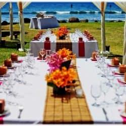 מסיבת חוף פרטית