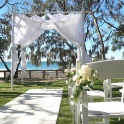 הפקת חתונה בים