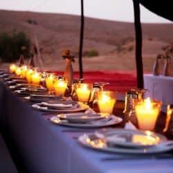 אירוע במדבר