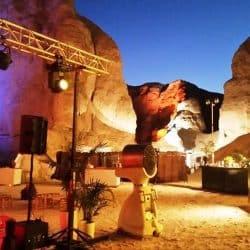 אירועים במדבר