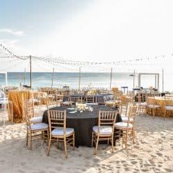 אירועים בחוף הים