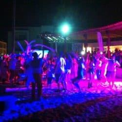 מסיבה בחוף