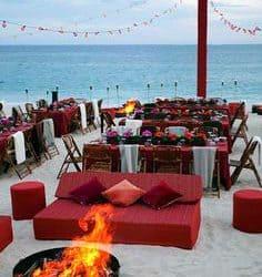 אירוע על החוף