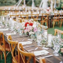 הפקת חתונה בבית